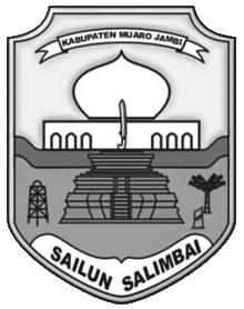 logo muaro jambi hitam putih (BW) png